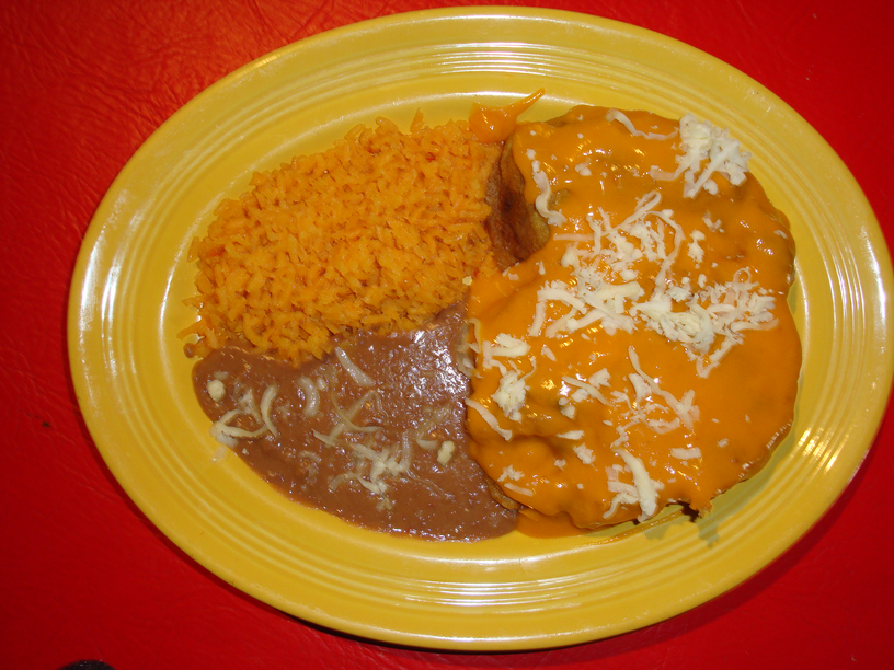 Chiles Rellenos Image