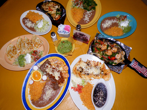 Poblanos Mexican Restaurant Food Platters image